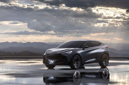 2019 Cupra Tavascan concept 1