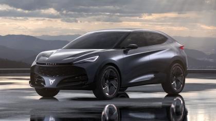 2019 Cupra Tavascan concept 9