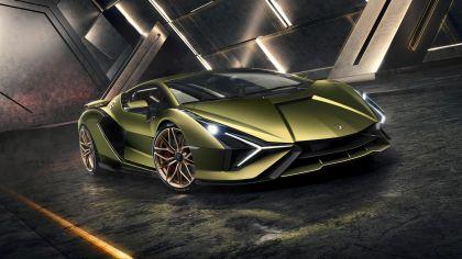 2020 Lamborghini Sián 1