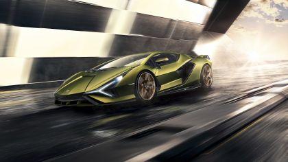 2020 Lamborghini Sián 2