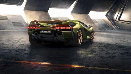 2020 Lamborghini Sián 3