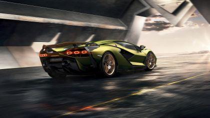 2020 Lamborghini Sián 4