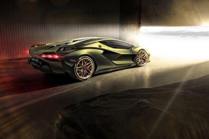 2020 Lamborghini Sián 6