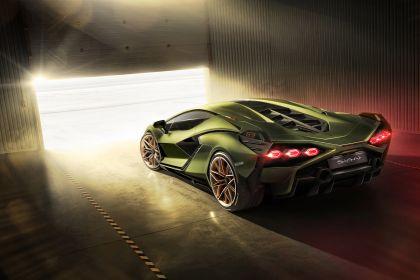 2020 Lamborghini Sián 7