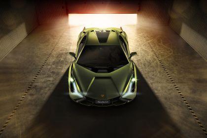 2020 Lamborghini Sián 10