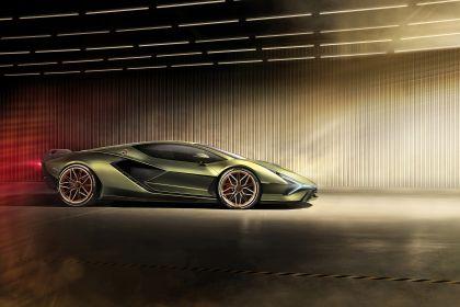 2020 Lamborghini Sián 11