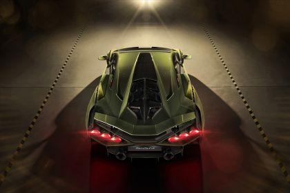 2020 Lamborghini Sián 12