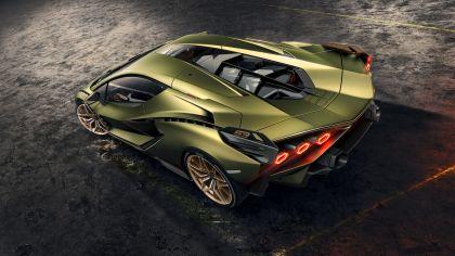 2020 Lamborghini Sián 13