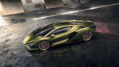 2020 Lamborghini Sián 14