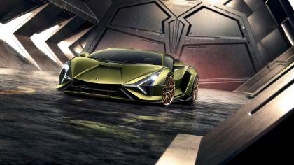 2020 Lamborghini Sián 16