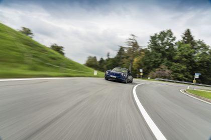 2020 Porsche Taycan turbo 12