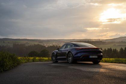 2020 Porsche Taycan turbo 16