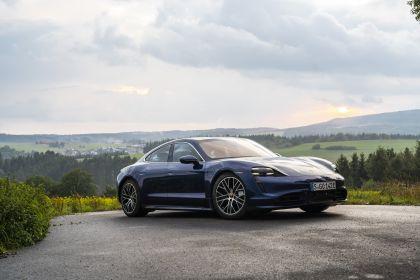 2020 Porsche Taycan turbo 20