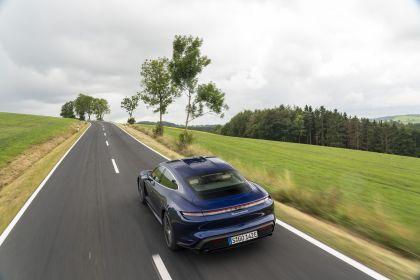 2020 Porsche Taycan turbo 35