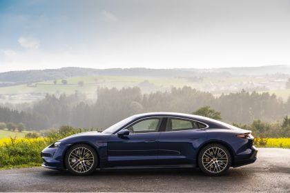 2020 Porsche Taycan turbo 50