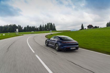 2020 Porsche Taycan turbo 60