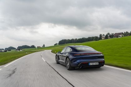 2020 Porsche Taycan turbo 62