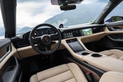 2020 Porsche Taycan turbo 93