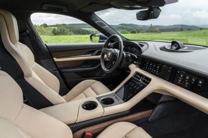 2020 Porsche Taycan turbo 94