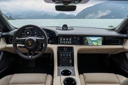 2020 Porsche Taycan turbo 98