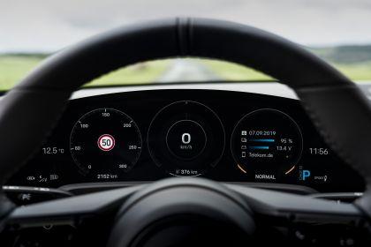 2020 Porsche Taycan turbo 100