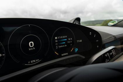 2020 Porsche Taycan turbo 106