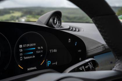 2020 Porsche Taycan turbo 108
