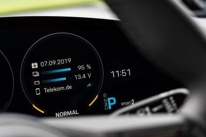 2020 Porsche Taycan turbo 109