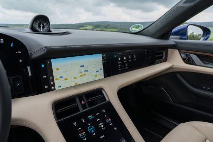2020 Porsche Taycan turbo 111