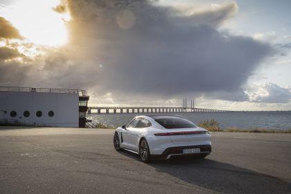 2020 Porsche Taycan turbo 136
