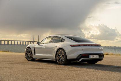 2020 Porsche Taycan turbo 141