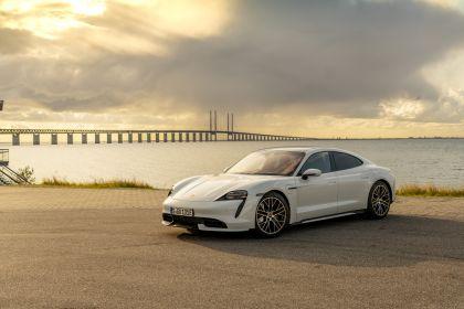 2020 Porsche Taycan turbo 150