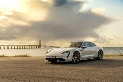 2020 Porsche Taycan turbo 151