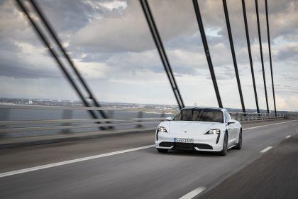 2020 Porsche Taycan turbo 157