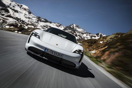 2020 Porsche Taycan turbo S 11
