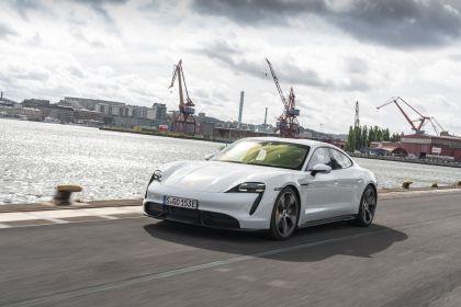 2020 Porsche Taycan turbo S 14