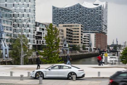2020 Porsche Taycan turbo S 60