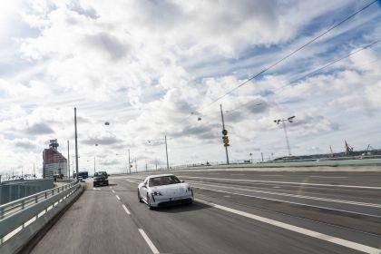2020 Porsche Taycan turbo S 65