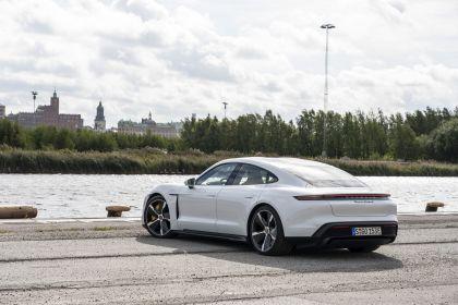 2020 Porsche Taycan turbo S 81