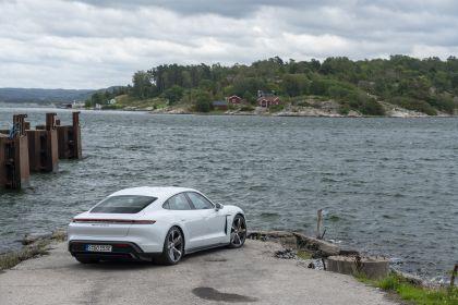 2020 Porsche Taycan turbo S 91