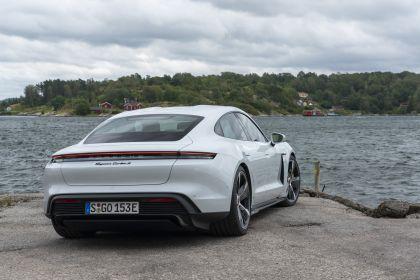 2020 Porsche Taycan turbo S 93