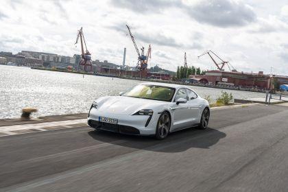 2020 Porsche Taycan turbo S 100