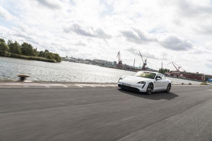 2020 Porsche Taycan turbo S 101