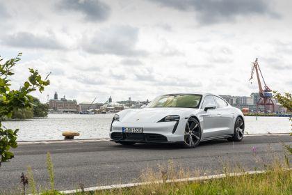 2020 Porsche Taycan turbo S 102