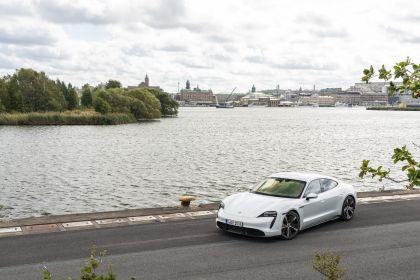 2020 Porsche Taycan turbo S 104