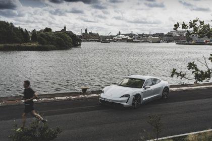 2020 Porsche Taycan turbo S 105