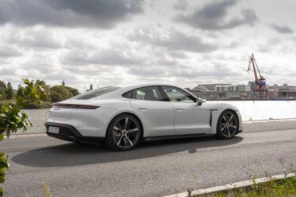 2020 Porsche Taycan turbo S 109