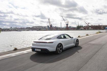 2020 Porsche Taycan turbo S 110