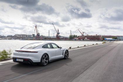 2020 Porsche Taycan turbo S 111