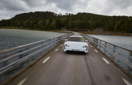 2020 Porsche Taycan turbo S 114